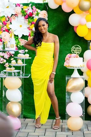 Zoya's Birthday Celebration