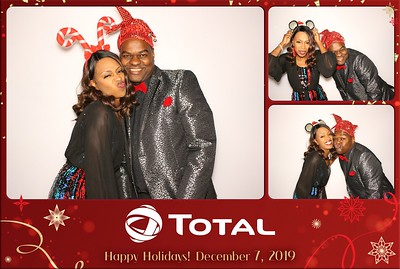 Total Holiday Party - The Revaire - 12.07.2019