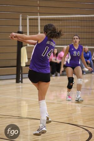 Southwest v Minneota Volleyball 10-2-09