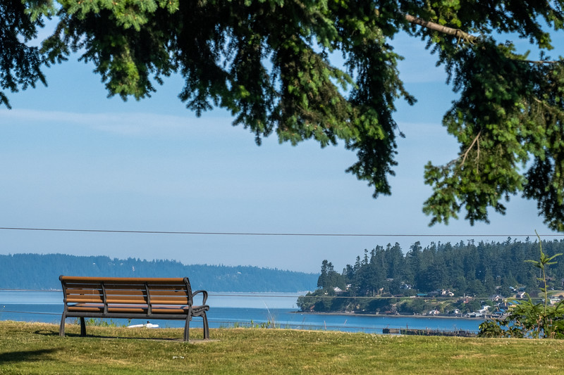 Hibulb Lookout at Legion Park in Everett, WA