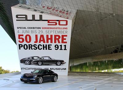 Porsche Museum - Stuttgart, Germany