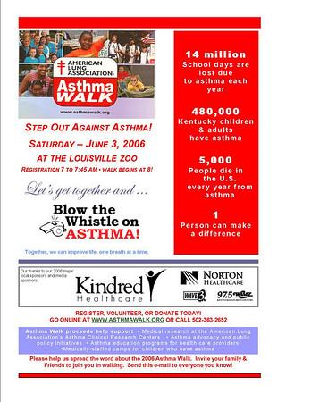 2008 Asthma Educator Institute - KY