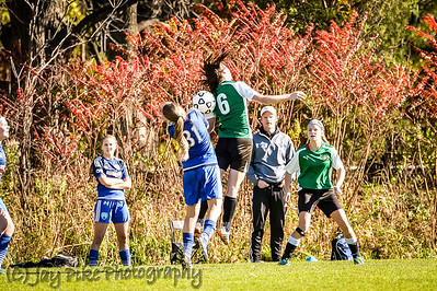 November 1, 2015 - U16 Girls - Game