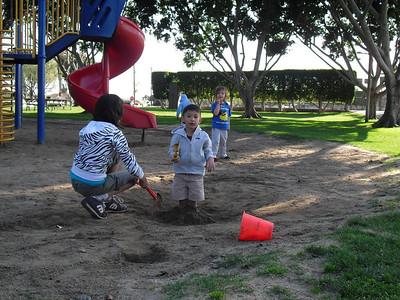 Kelli & Alyce at Gardenhill Park