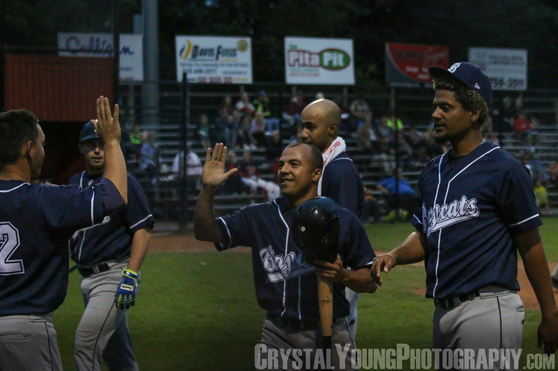 Barrie Baycats at Brantford Red Sox July 26, 2017