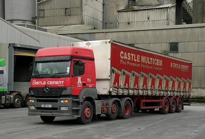 Hanson Cement (Formerly Castle Cement)