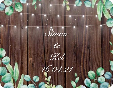 Simon & Kel's Wedding