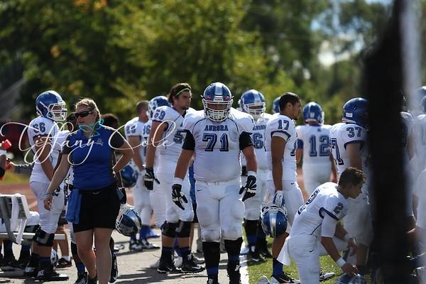 2015 Football - Aurora Spartans