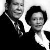 Grandpa & Grandma B&W