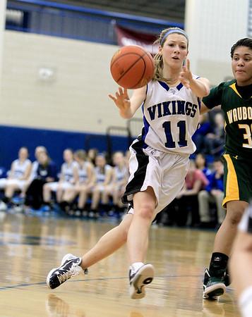 GEN Girls Basketball vs. Waubonsie Valley