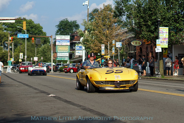 Forbes Avenue of Speed 7-19-2019