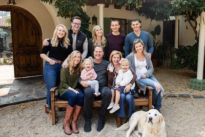 K Fulcher Extended Family 2018