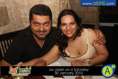 Jus Jazzin - 30th Jan 2010