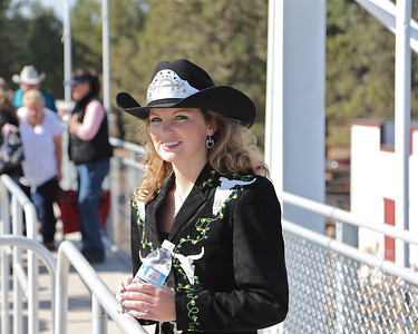 Sisters Rodeo 2013 Rodeo Queen Selection