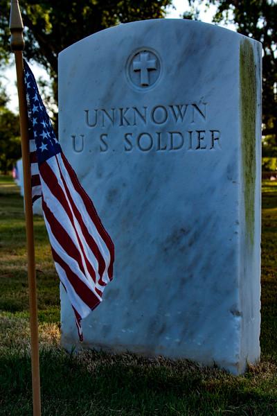 Unknown U.S. Soldier
