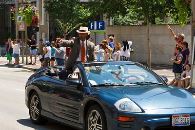Cincinnati Pride Parade 2011