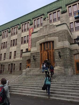 2017 DC International School Québec Program