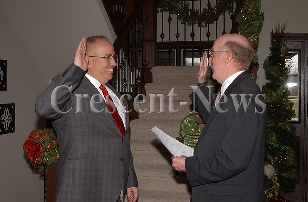 12-26-15 NEWS Mike MdCann Sworn In