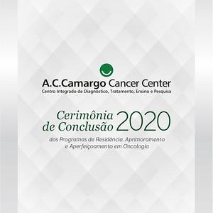 A.C.Camargo   Cerimônia de conclusão 2020