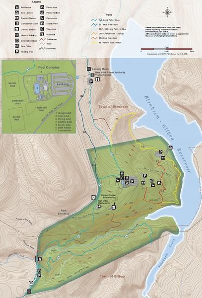 Mine Kill State Park