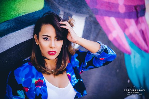 Jessica Morales Fall Portraits