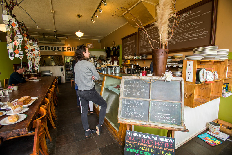 Volunteer Park Cafe in Capitol Hill, Seattle