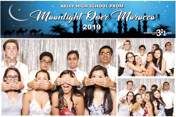 Kelly High School Prom 2019