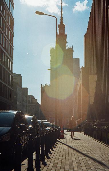 Analog. Nikon FM2 and Kodak Pro 100. Summer.