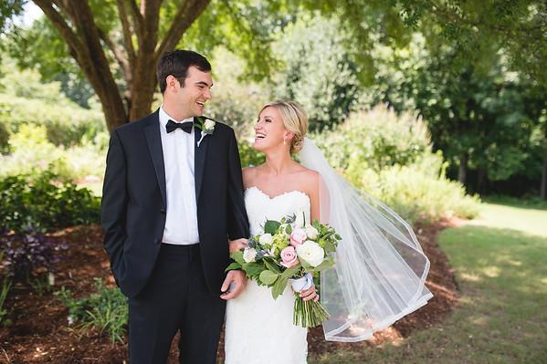 Ansley + Bo Wedding