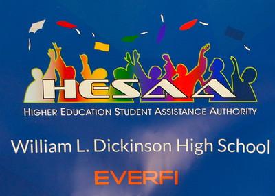 HESAA at Dickinson HS 2016