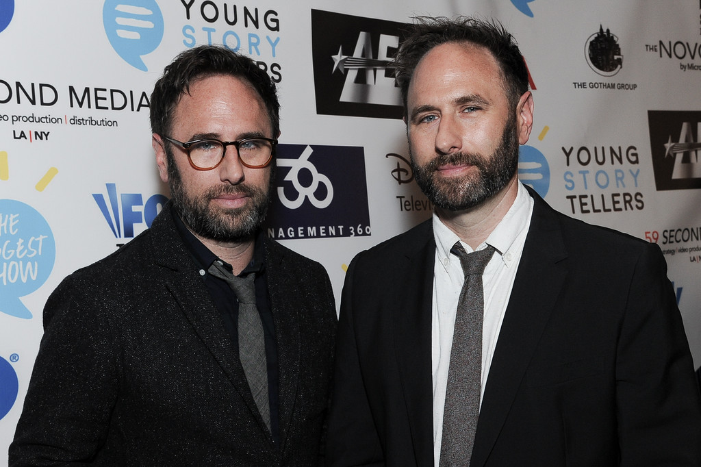 """. Jason Sklar and Randy Sklar attend Young Storytellers 13th Annual \""""The Biggest Show\"""" at the Novo on Thursday, Oct. 20, 2016, in Los Angeles. The Sklar Brothers perform at Hilarities 4th Street Theatre from May 31 through June 2. For more information, visit pickwickandfrolic.com/2013/04/the-sklar-brothers. (Photo by Richard Shotwell/Invision/AP)"""