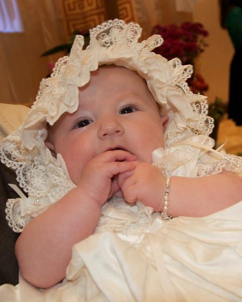 Annabella's Baptism