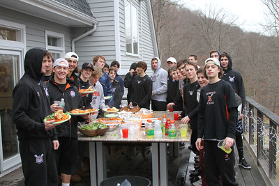 RHS Boys Lax Pasta Party 4-8-15