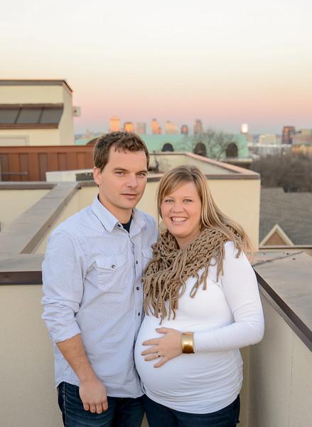Bonner Family Maternity Session