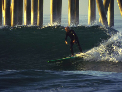 1/3/20 * DAILY SURFING PHOTOS * H.B. PIER