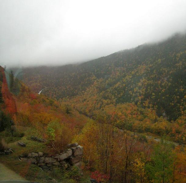 Conway Scenic Railway Trip, New Hampshire