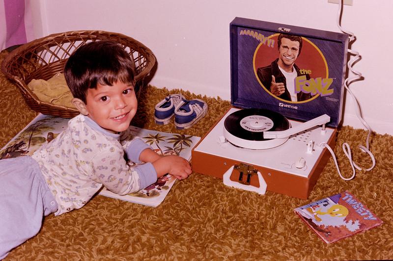 1977-12-25 #8 Anthony 3rd Christmas.jpg