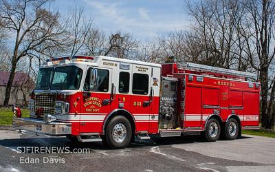 Hopewell - Stow Creek, (Cumberland County NJ) Tender 21-11