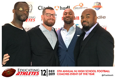 5th Annual NJ HS Football Coaches Event of the Year