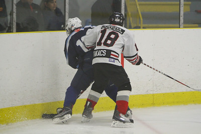 Redwing Tournament - North Bay Trappers