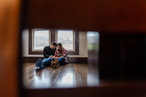 Sara & Cole | Carolina Country Weddings Engagement