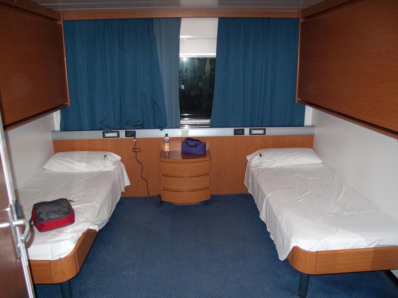 Ferry Cabin