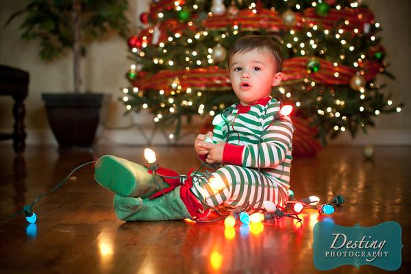 Jackson Christmas Pix 2011
