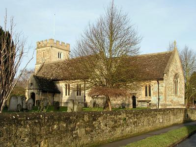 St Nicholas, Church of England, Elsfield Road, Old Marston, Oxford, OX3 0PR