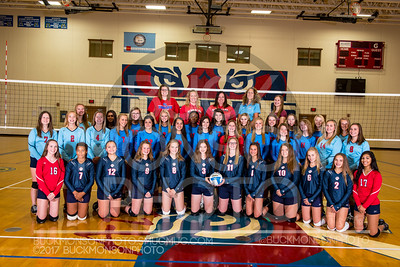 08-24-17 Albert Lea Tigers Volleyball