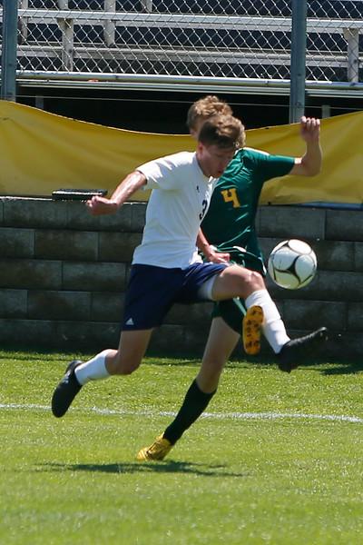 2018 Regina Soccer vs Dyersville Beckman (State Qualifier) 3-1 Final
