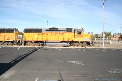 UP Locomotives