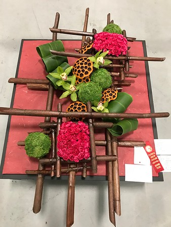 NJ Standard Flower Show