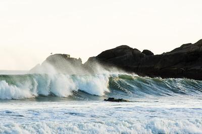 Surfing - Rockport - 2013