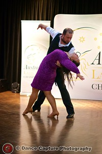 Debbie & Christian ProAm Salsa